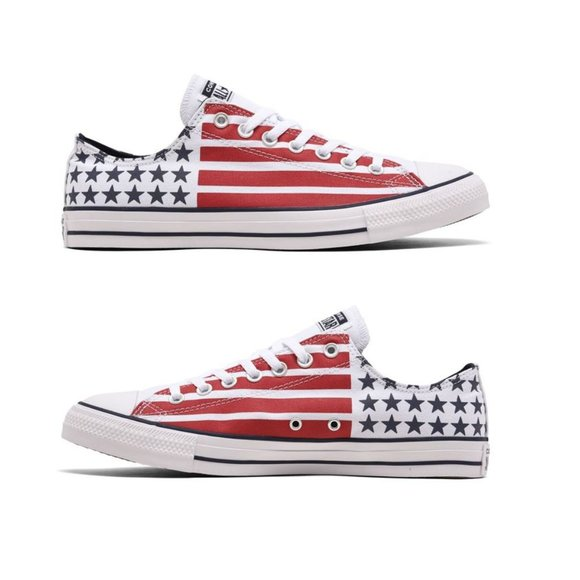 Converse Other - Converse Men's Chuck Taylor All Stars and Stripes